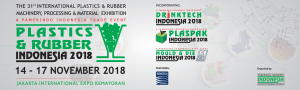 P & R Indonesia 2018 banner