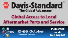Davis Standard banner IMAGE