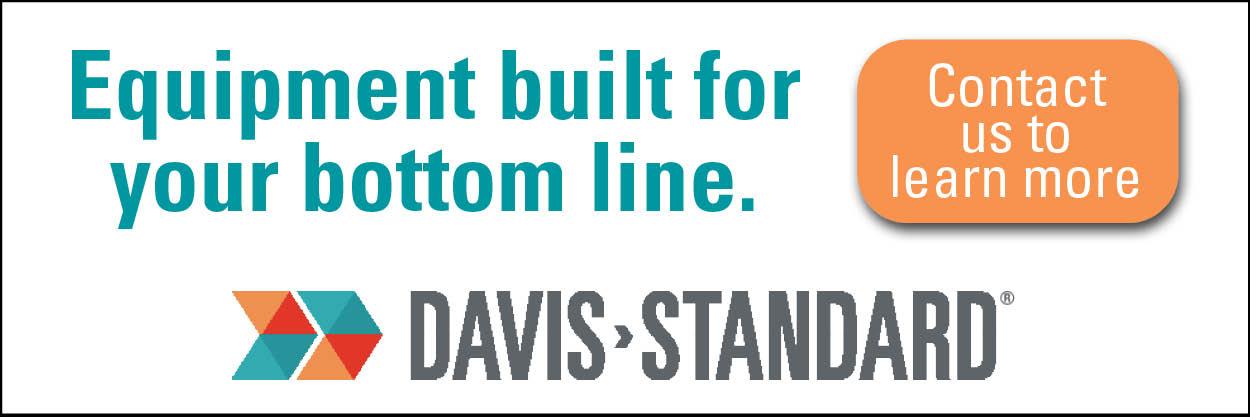 Davis Standard ad