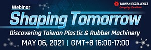 Plastic & Rubber banner ad
