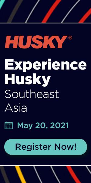 Husky banner ad