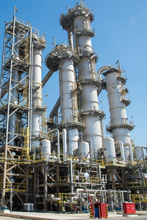MMA monomer and PMMA plants start up in Saudi Arabia