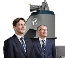 Erema CEOs image