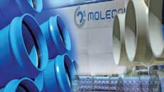 Molecor will showcase its PVC-O pipe technology at K2019