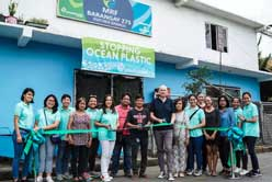 Greiner partners Plastic Bank for collection centres in Manila