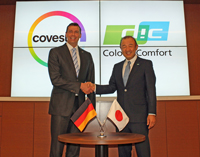 Covestro becomes major stakeholder in DIC