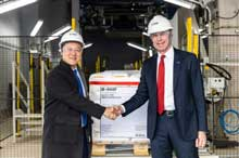 BASF inaugurates the second phase of antioxidants plant in Shanghai