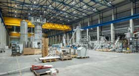 Starlinger doubles production capacity for recycling systems