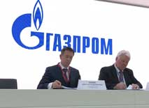 SIBUR and Gazprom sign a preliminary agreement