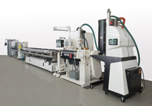 "TPE line with ""smart"" technology part of Davis-Standard"