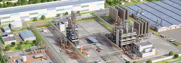Socar Polymer HDPE plant