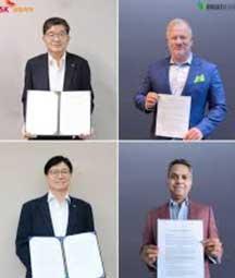 SK Chemical/Brightmark to build plastics renewal plant in South Korea