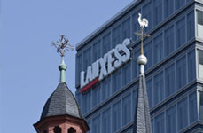 LANXESS-building