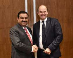 BASF to partner with Adani