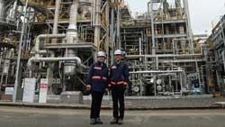 BP/Lotte jv to expand acetic acid