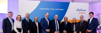 Sabic introduces polymers from waste products