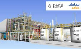 Sabic/Plastic Energy to step up production of circular polymers