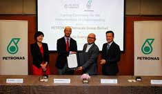 PCG and Plastic Energy signed a Memorandum of Understanding