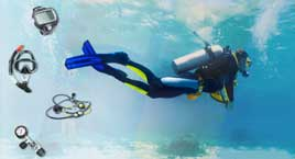 TPEs making waves in diving, extreme sports equipment