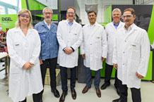 BASF's centre for additives in Kaisten