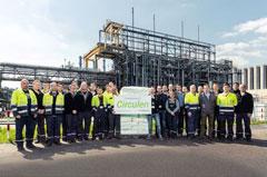 LyondellBasell and Helsinki-headquartered Neste, joint project