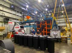 Davis-Standard clinches 14th blow moulder order from Eagle