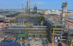 Petronas/Saudi Aramco set up two jvs for Rapid project