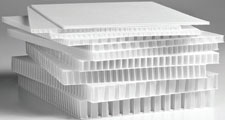 high-performance thermoplastic honeycombs