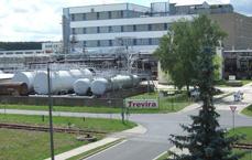 Trevira's Guben site
