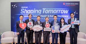 Taiwan plastic and rubber machinery industry at the helm for sustainability