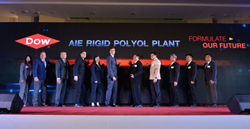 Dow starts up polyol plant in Thailand