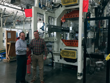 Davis-Standard acquires thermoforming machinery