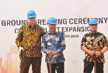Cabot breaks ground on Indonesian carbon black plant