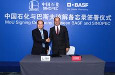 BASF/Sinopec to build additional steam cracker