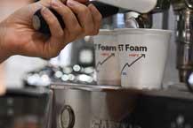 K2019: SML/Kiefel explore foamed PET hot fill cups for easy recycling