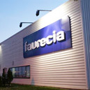 Faurecia expands in the US with seating plantd