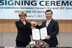Signing-ceremony