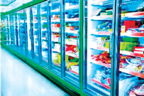 commercial refrigeration applications