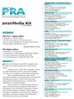 2020 EUR media kit