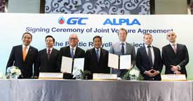 Green Materials: PTT ties up with Alpla for recycling plant in Thailand