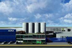 Alpla's HDPE recycling plant in Mexico