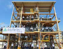 LyondellBasell starts up pilot molecular recycling facility in Italy